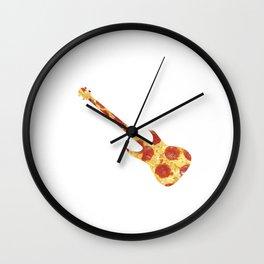 Slap That Pizza Bass Wall Clock