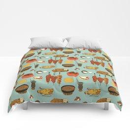 Delights of Brazil Comforters