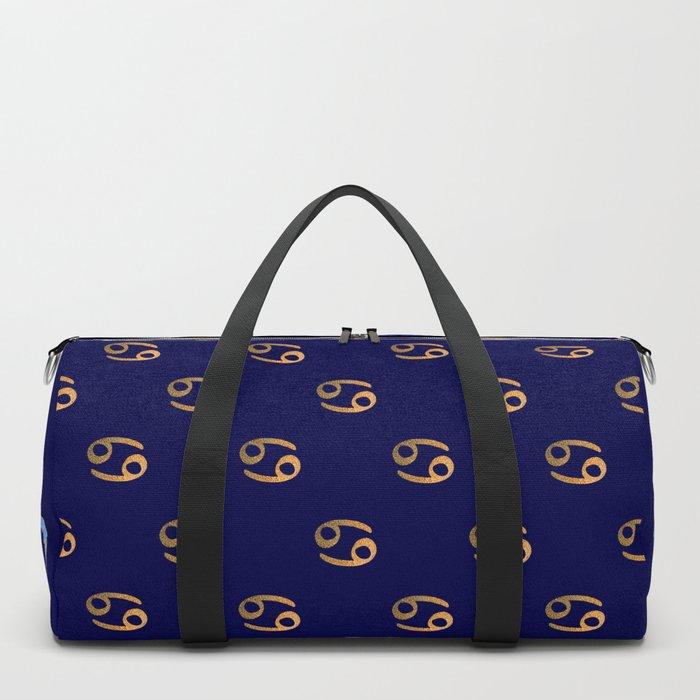 Zodiac - Cancer Duffle Bag