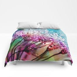 Dewdrops & Rainbows Comforters