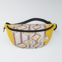 Stitches - Growing bubbles Fanny Pack