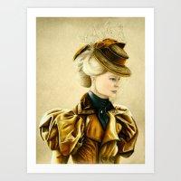 Edith Cushing Art Print