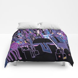 SILICON VALLEY HIGH Comforters