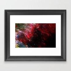 Universy Alcyoneum Framed Art Print