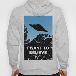 I Want to Believe poster Hoody