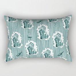 Swashbuckler Duo Rectangular Pillow