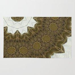 Fractal Carpet Mandala 45 Rug
