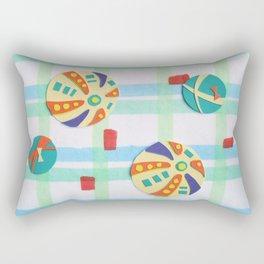Temari Upgraded Collage Rectangular Pillow