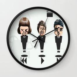 Showtime Wall Clock