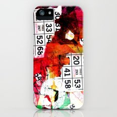 Drag Queen Bingo II Slim Case iPhone (5, 5s)