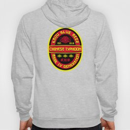Chinese typhoon beer Hoody