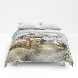 Pelican Point Comforters