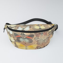 The Butterfly Collection I Fanny Pack
