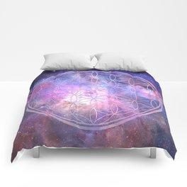 Sacred Geometry 9 Comforters