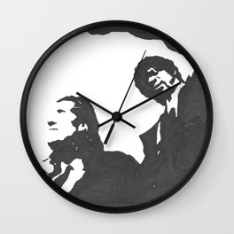 we should have shotguns Wall Clock