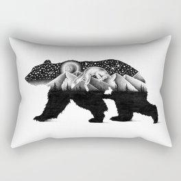 THE NIGHT HUNT Rectangular Pillow