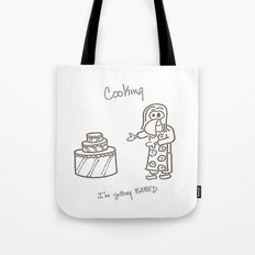 Cooking Tote Bag