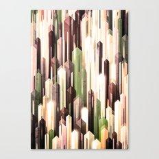 obelisk posture 2 (variant 3) Canvas Print
