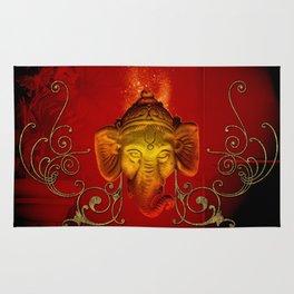 The god Ganesha Rug
