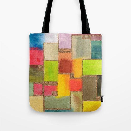 Improvisation 06 Tote Bag