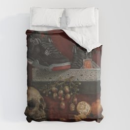 Fresh To Death: Part One Duvet Cover