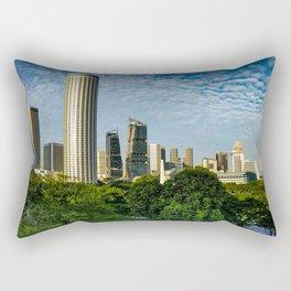 Singapore Great City Rectangular Pillow