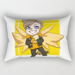 Team Instinct's Spark Rectangular Pillow