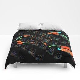 Fuera de Equilibrio Comforters
