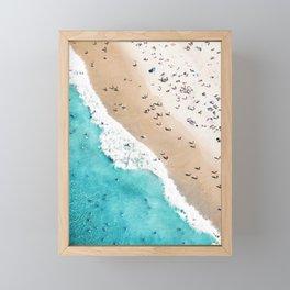 Beach Mood 2 Framed Mini Art Print