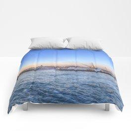 The Bosphorus Istanbul Comforters