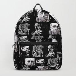 BUKOWSKI - 4 faces Backpack