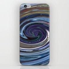 Abstract Sicilian Impression iPhone & iPod Skin