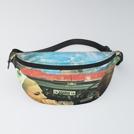 Space Riders Fanny Pack