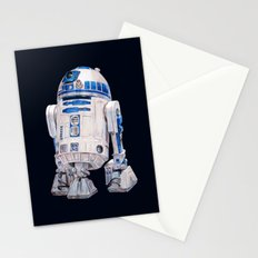 R2 D2 - Star Wars Stationery Cards
