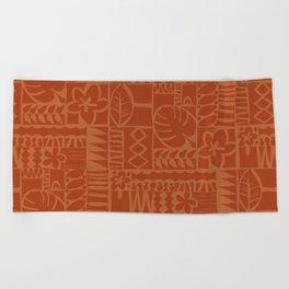 Firura Beach Towel