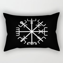 Vegvisir v2 Rectangular Pillow