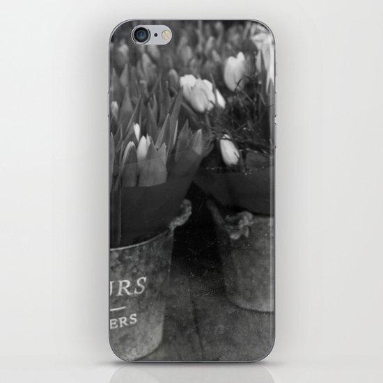 Fleurs & Flowers iPhone & iPod Skin