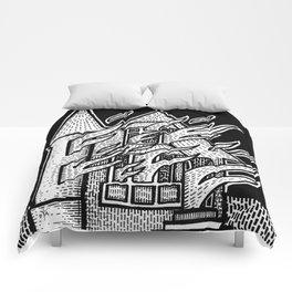 Burn Mother F##ker, Burn Comforters