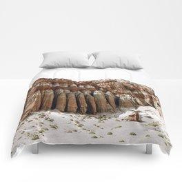 Red Cliffs / Utah Comforters
