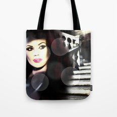 THE STAIRS Tote Bag