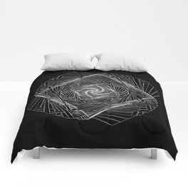 Twisted Geometry Comforters