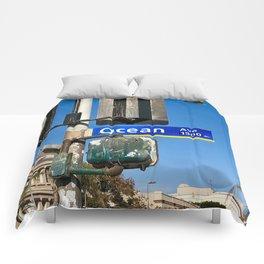 Ocean Avenue Comforters
