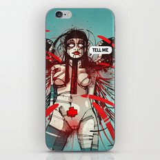 Nymph IV: Exclusive iPhone & iPod Skin