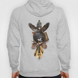 19 // 22 (Totem of the Eagle) Hoody