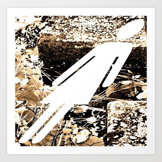 deadstep Art Print