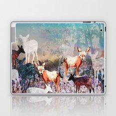 Deer Enchanted Forest  Laptop & iPad Skin
