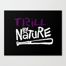 Trill By Nature Canvas Print