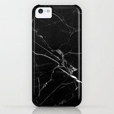 Black Marble Slim Case iPhone 5c