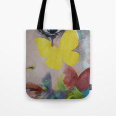 Heart Obscured by the Moon Tote Bag