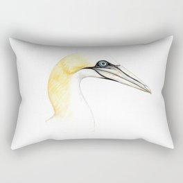 Northern gannet Rectangular Pillow